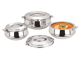 Swift Stainless Steel Insulated Casserole
